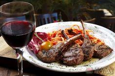 Receita de Costela de carneiro com hortelã em receitas de carnes, veja essa e outras receitas aqui!