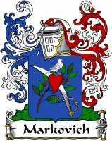 Markovich Coat of Arms / family crest