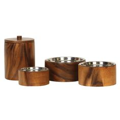 Introducing our new range of Luxury Dog Bowls.Anything but plain, the simple cylindrical dog feeders are made of Natural Acacia Wood. Bowl Diner, Bering, Wood Dog, Pet Feeder, Pet Costumes, Dog Feeding, Pet Bowls, Wood Bowls, Acacia Wood