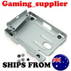 $10  and free postage from Australia Vic PS3 Super Slim Hard Disk Drive HDD Mounting Bracket Caddy CECH-400x Series in Video Games & Consoles, Accessories, Hard Drives | eBay