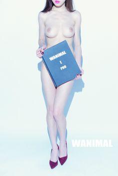 WANIMAL I PRO 正-W A N I M A L