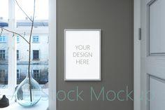 Interior Frame Mockup