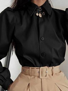 Aesthetic Fashion, Look Fashion, Aesthetic Clothes, Korean Fashion, Fashion Design, Edgy Outfits, Mode Outfits, Cute Casual Outfits, Fashion Outfits