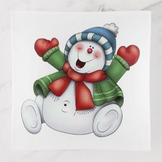 Snowman with Scarf PNG Clipart (use on transparencies inside clear glass balls) Clipart Noel, Snowman Clipart, Christmas Clipart, Christmas Printables, Christmas Snowman, Christmas Ornaments, Christmas Border, Frosty The Snowmen, Cute Snowman