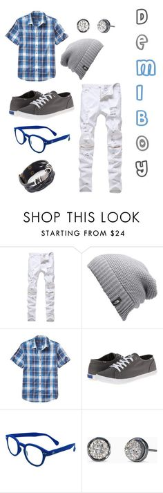 """""""Demiboy"""" by nightskiesarebae on Polyvore featuring The North Face, Banana Republic, Keds, See Concept, Stella & Dot, men's fashion and menswear"""