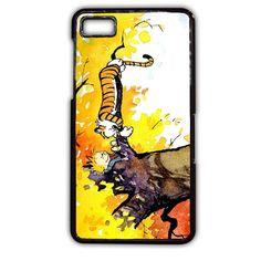 Calvin And Hobbes In Tree TATUM-2246 Blackberry Phonecase Cover For Blackberry Q10, Blackberry Z10