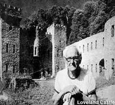 Discover Harry Andrews' Chateau Laroche in Loveland, Ohio: A castle built by an eccentric medieval enthusiast in rural Ohio. Loveland Castle, Loveland Ohio, The Buckeye State, Play Houses, Cincinnati, Places Ive Been, Mount Rushmore, Medieval