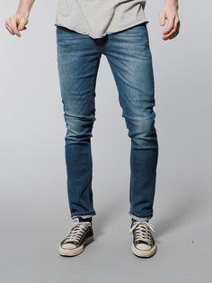 Grim Tim Organic Green Symphony - Nudie Jeans Co Online Shop · Converse  StyleNudie JeansJean ...
