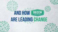 The story of Shiro Alga Carta packaging and how Decca are leading change Biodegradable Plastic, Biodegradable Products, Lead Change, Use Of Plastic, Eco Friendly Paper, Shrink Wrap, Shiro, Music Industry, Soundtrack