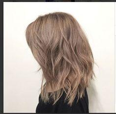 Billedresultat for very light brown hair