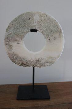 Kima Round Standing Stone