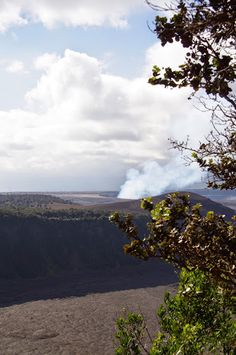 Volcanoes National p