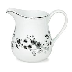 Miss Blackbirdy Water Jug