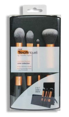 The best Real Techniques brushes makeup Now the promotion, discount of $ 5 on their first purchase less than $ 40 or $ 10 on their first purchase over $ 40 with iHerb code OWI469 http://youtu.be/Ma9w3IGLEzA real Techniques Core Collection Set:Amazon:Beauty #realtechniques #realtechniquesbrushes #makeup #makeupbrushes #makeupartist #brushcleaning #brushescleaning #brushes