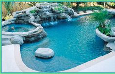 dream pools -