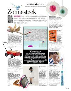 Royal Pea Press in JAN Magazine August 2014!