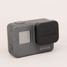 ZJM Gopro 5 Accessoires Gopro Hero 5 Lens Cover Protection Lentille Cap pour Go Pro 5 Gopro Hero 5 Noir Camera Action accessoires