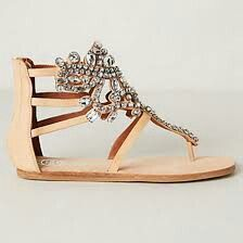 b1471b901 You Deserve a Pair of Sparkly Sandals This Summer