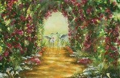 Image result for Akiane Kramarik Heaven Garden
