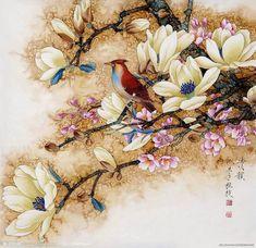 171-Art asiatique serie 5 ( J.H)
