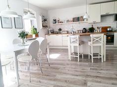 Dom bielą malowany #white #wood #kitchen #adel #ikea #ikeapolska #stenstorp #hmhome #ceramikabolesławiec #Poland #nofilter #scandi #scandinavianstyle