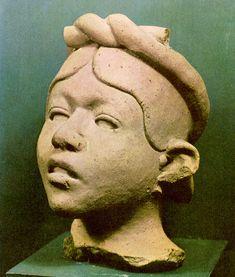 Totonac Sculpted Heads