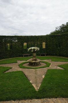 Eyrignac garden is my most favorite garden in all of France.