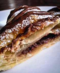 Nutella Cream Cheese Turnovers - Sry but i really love nutella! oohhh ...