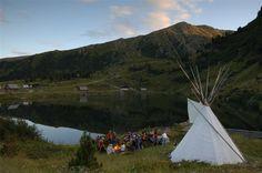 Kinderbetreuung Bergen, Outdoor Gear, Tent, Child Care, Heavens, Store, Tents, Mountains