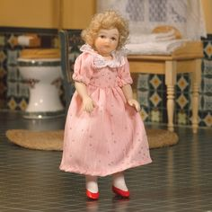 Phoebe Doll | Children | Dollhouse Dolls - Friends and Family