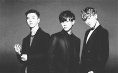 B.A.P - Bang Yongguk , Daehyun , Zelo