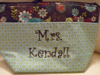 Teacher Gift Idea: Thirty One Lunch Tote - check out my website to order www.mythirtyone.com/398254