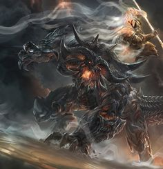 Lord of Terror on Behance