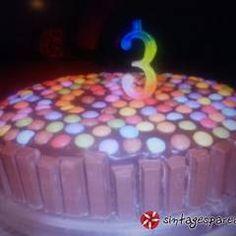 Τούρτα Cathrina συνταγή από Sitronella - Cookpad Birthday Candles
