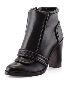 Booties for Women, Ankle Booties & Peep Toe Booties   Bergdorf Goodman
