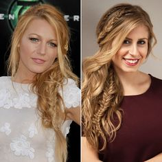 How to DIY Blake Lively's awesome red carpet braid at home!