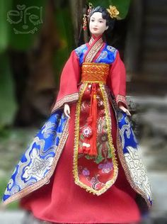Barbie China Dolls