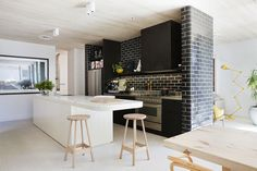 Brick House by Clare Cousins Architects