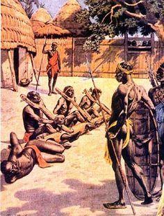 Erotic depictions of public flogging #15