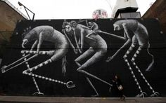 phlegm-new-murals-london-uk