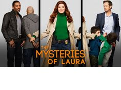 The #MysteriesofLaura returns Wednesdays this Fall on NBC