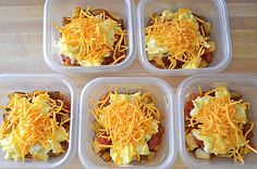 18 Make-Ahead Meals And Snacks To Eat Healthy Without Even Trying
