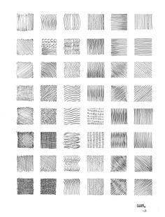Bluestone & Pencil Stripe Hijab hijab zahra name meaning in urdu Pencil Shading Techniques, Sketching Techniques, Art Techniques, Texture Drawing, Art Folder, Ink Pen Drawings, Learn Art, Doodle Patterns, Process Art