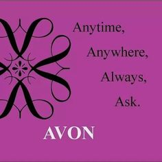 Avon's 4 As place your order at http:WWW.youravon .com/jesseyoung