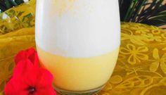 Surinaams eten – Pine Apple Shake (luxe ananas cocktail shake)