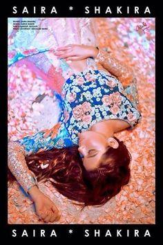 Saira Shakira Formal Dress Collection for Winter-Fall 2014 - FASHIONPAB