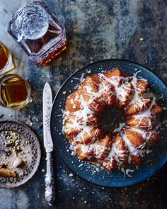 Time flies when you're having rum and we recommend wasting away an afternoon with this boozy bake. A plethora of spices and warming flavours – it's a cake made for the darkest of winter days.