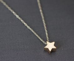 Star Necklace. I have one that I got in NYC that I love to death. This is adorable too.