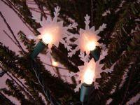 Silicone Mini Snowflake Light Covers