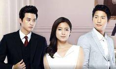 Lee Sang Woo,  Kim Ji Hoon, Nam Sang Mi - Goddess Of Marriage
